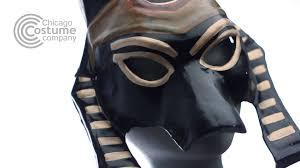 14853 anubis face mask ii youtube
