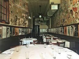 the palm restaurant u0027s wall of cartoons u2013 gone jim keefe