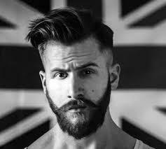 how to style short hair all combed forward 68 amazing side part hairstyles for men manly inspriation