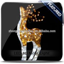 large outdoor christmas reindeer light large outdoor christmas
