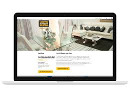 web design and online marketing for the home design and remodeling