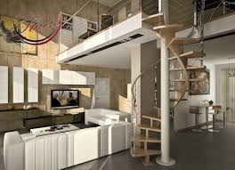 residential spiral stairs modern and traditional design