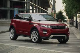 land rover range rover evoque coupe is land rover planning a performance brand