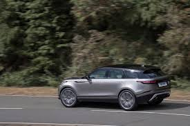land rover velar blue 2018 range rover velar first look