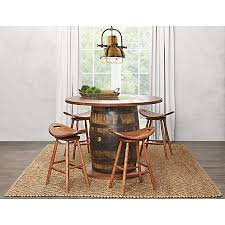 Authentics Gathering Colection Gathering Height Dining Rooms - Art van dining room tables