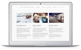 site de decoration interieur création du site internet wordpress de viquerat décoration