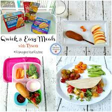 my epicurean adventures ad get organized for back to meals
