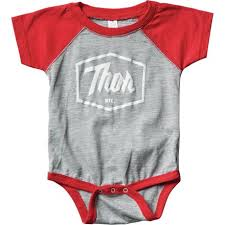 thor infant pajamas script motosport