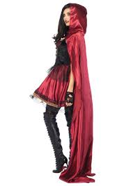 Halloween Costume Women U0027s Captivating Red Costume