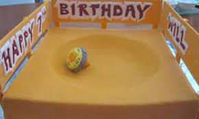 beyblade birthday cake kidspot
