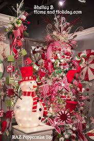 Christmas Tree Ideas 2015 Red 73 Best Decorated Trees For Christmas And More Images On