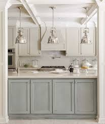 Shop House Dallas Painted Kitchen Cabinets - Blue painted kitchen cabinets