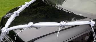 deco mariage voiture décoration de voiture de mariage decoration voiture mariage just