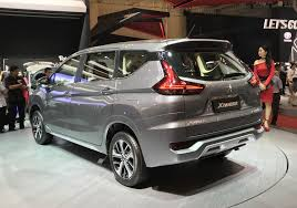 mitsubishi expander seat mitsubishi u0027s xpander is a blend of sharp looks and space u2013 drive