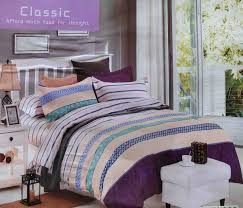 lend an elegant and simple trendy designed bed sheets which makes