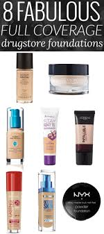 light coverage foundation for oily skin top 4 full coverage foundation full coverage foundation