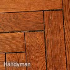 how to clean hardwood floors with products family handyman