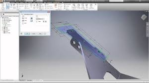 autodesk inventor 2016 sheet metal youtube