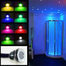 Waterproof Bathroom Light Led Bathroom Lights Mood Lighting Lights Shower Light