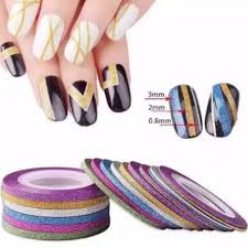 nail art striping tape popular tape manicure buy cheap tape manicure lots from china tape