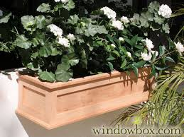 Window Boxes Planters by Cedar Cottage Window Boxes