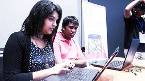 in sri lanka youth learn new skills and bridge the digital divide