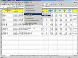 Building Construction Estimate Spreadsheet Excel Download Cpr Concrete Construction Cost Estimating Software For Excel