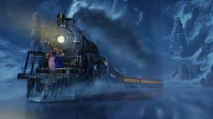 all aboard real life polar express chugs through michigan npr
