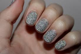the beauty series uk beauty blog holographic glitter nails