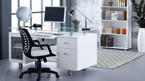 White Home Office Furniture Sets White Office Desk Buying Guide Home Office Furniture Altra Pursuit
