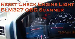 car check engine light code reader reset check engine light with elm327 obd reader and torque program