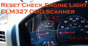 nissan titan engine life reset check engine light with elm327 obd reader and torque program