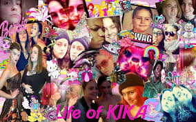 le monde de kika aka the life of kika sharon needles is the