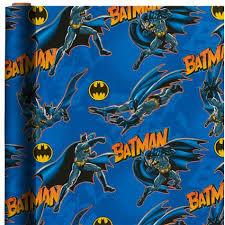 batman gift wrap batman gift wrap 8ft party city batman batman
