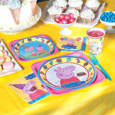 peppa pig birthday supplies peppa pig party supplies free shipping best ideas on birthday
