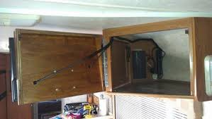 RV TV Mount Installation Ideas And Resource Examples And Information - Corner cabinet for rv