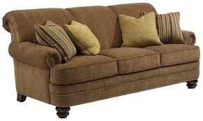 Wayside Furniture Akron Ohio by Flexsteel Bay Bridge Traditional Rolled Back Sofa Wayside