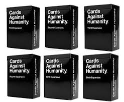 cards against humanity expansion cards against humanity all expansion 2buycardgames