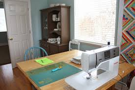 pretty new sewing space diary of a quilter a quilt blog