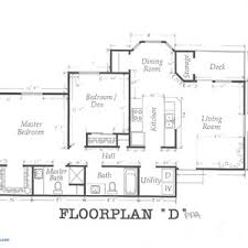 simple house floor plans modern house plans single floor plan the designers small unique