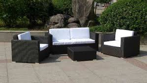 Black Resin Patio Furniture Patio Resin Wicker Patio Chairs Suitable Resin Wicker Outdoor