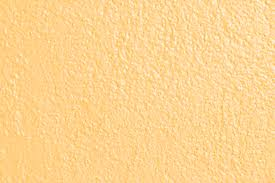 yellow painted wall texture