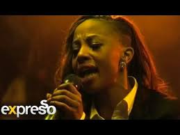 kelly khumalo s recent hairstyle kelly khumalo performs my journey live from the expresso