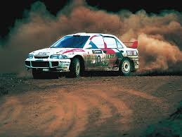 mitsubishi rally car mitsubishi lancer evo iii group a 1995 racing cars