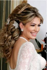 rustic wedding hairstyles with headband popular long hairstyle idea