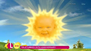 remember teletubbies laughing baby child star speaks 20