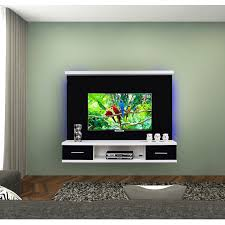Wall Tv Furniture Crown 6ft Wall Mount Modern Tv Cabinet Living Cabinet Mc8