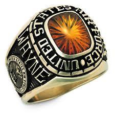 custom rings with images Military rings custom designed ring every branch jpg