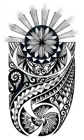 tribal design drawing drawing a tribal design