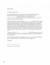 letter of recommendation format letter of recommendation new personal letter of recommendation